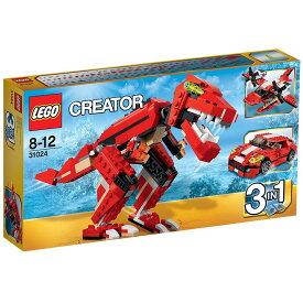 レゴ 31024 クリエイター・ダイノ 恐竜 ティラノサウルス LEGO