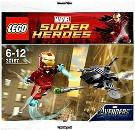 レゴ 30167 マーブル スーパーヒーローズ アベンジャーズ アイアンマン LEGO