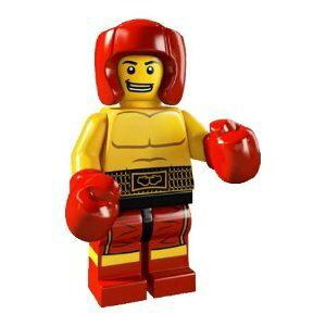 レゴ 8805 ミニフィギュア シリーズ5(ボクサー) LEGO