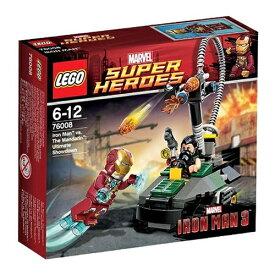 レゴ 76008 スーパーヒーローズ アイアンマン vs マンダリン 究極のショーダウン LEGO