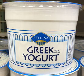 【在庫限り】【COSTCO】コストコ 【Athena】アテナ ギリシャヨーグルト 1kg GREEK YOGURT (冷蔵食品) 【送料無料】