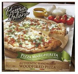 【在庫限り】【COSTCO】コストコ【ピッツァイタリアーナ】マルゲリータピザ 1.41kg(470g×3枚)(冷凍食品)【送料無料】
