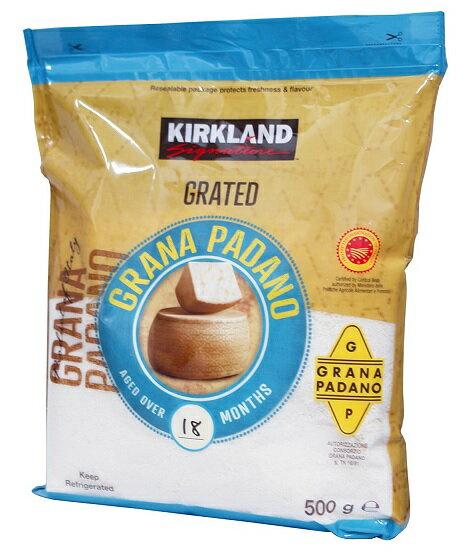 【在庫限り】【COSTCO】コストコ 【KIRKLAND】 グラナ・パダーノパウダー チーズ 500g(冷蔵食品) 【送料無料】