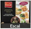 【在庫限り】【COSTCO】コストコ 【ESCAL】 エスカルゴ イン ガーリックバター 24個【フランス産】 (冷凍食品)【送…