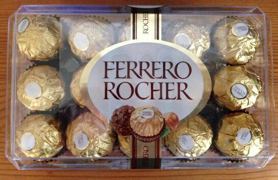 【在庫限り】【夏期クール便発送】【COSTCO】コストコ FERRERO ROCHER (フェレロ ロシェ) 30個入り 【送料無料】