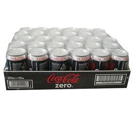 【在庫限り】】【COSTCO】コストコ コカコーラゼロ  Coca Cola zero 350mlx30缶(缶)【送料無料】
