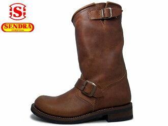 寄件者 SENDRA 2944 C 譚工程師靴子製造的西班牙