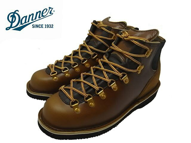 DANNER ダナー VERTIGO 1845 バーティゴ 1845 BROWN ブラウン 33112 アウトドア 海外輸入品