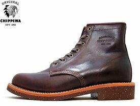 【エントリーでポイント最大44倍】 チペワ ブーツ プレーン トゥ サービスブーツ コードバン CHIPPEWA 6 PLAIN TOE SERVICE BOOTS 1901M25 CORDVAN メンズ mens boots