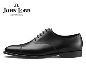 ジョンロブ シティ2 JHON LOBB CITY2 ストレートチップ ブラック メンズ ビジネス ドレス