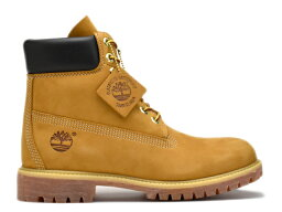 timbarando 6英寸高級長筒靴人Timberland PREMIUM BOOT 10061黄色長筒靴高級防水人