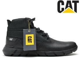 キャタピラー ブーツ ブラック メンズ CATERPILLAR P722901 CRAYFORD BLACK