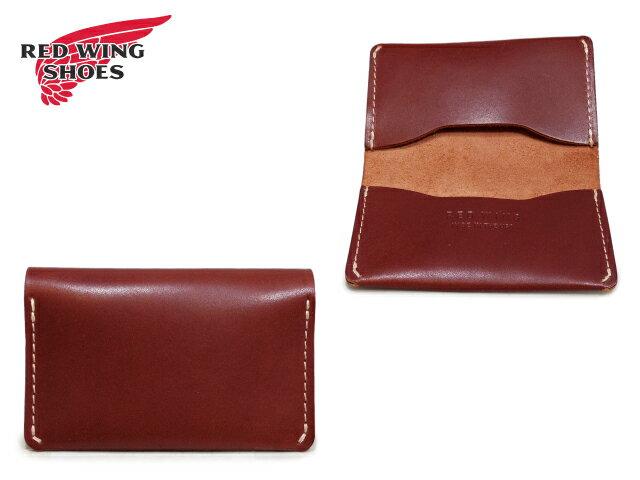 レッドウィング カードケース RED WING Bifold Card Case 95013 Oro-russet オロラセット 名刺 ケース 革 小物【あす楽対応】【店頭受取対応商品】