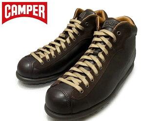 坎佩尔佩皮靴男士爱丽儿露营者佩洛塔斯爱丽儿 33766 084 暗棕色