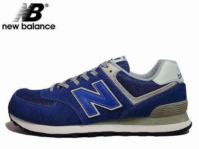 newbalance/ニューバランス ml574 vtr VTR/ライトブルー【あす楽対応】【店頭受取対応商品】