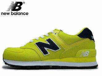 nwbalanc 新平衡 WL574 POI 柠檬滴柠檬落女士女式运动鞋 NB