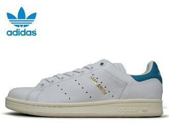阿迪达斯Stan Smith女士白ADIDAS STANSMITH BY9045白/burusunikasunika sneaker