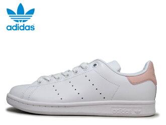 阿迪达斯Stan Smith女士白ADIDAS STANSMITH DB1208白/pinkusunikasunika sneaker
