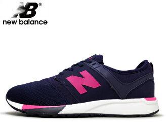 新平衡247深蓝女士KL247 NPG newbalance运动鞋