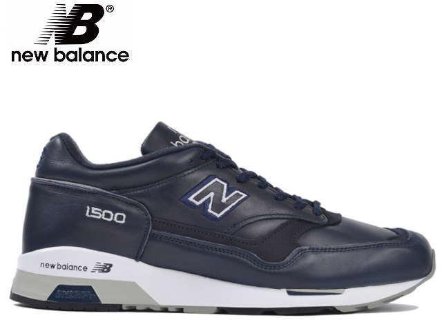 ニューバランス 1500 newbalance M1500 NAV ネイビー Made in UK Mens メンズ スニーカー イングランド製【送料無料!】【あす楽対応】【店頭受取対応商品】
