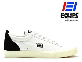エクリプス ECLIPS マカロニアン maccheronian メンズ レディース スニーカー 42010 ブラック MILDA