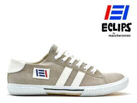 エクリプス ECLIPS マカロニアン maccheronian メンズ レディース スニーカー 42013 グレー/ホワイト CLASSICS