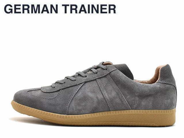 ジャーマントレーナー GERMAN TRAINER 42006 グレースエード メンズ レディース スニーカー