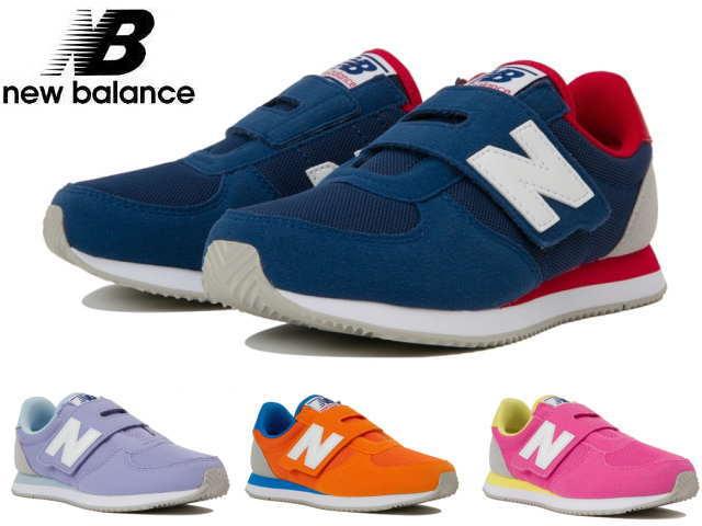 ニューバランス キッズ KV220 スニーカー new balance KV220 BC BE BD BF キッズ&ベビー 子供靴 kids baby【あす楽対応】