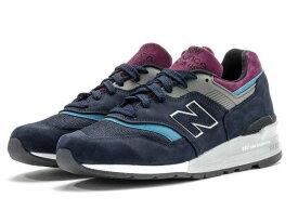 ニューバランス 997 ネイビー new balance メンズ M997 PTB NAVY maden in USA men's sneaker newbalance メンズ スニーカー【あす楽対応】