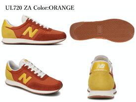 ニューバランス UL720 レディース メンズ 720 AA AB AC AD ZA ZB ZD ES1 EL1 ET1 new balance newbalance ブラック グレー ネイビー バーガンディ イエロー オレンジ