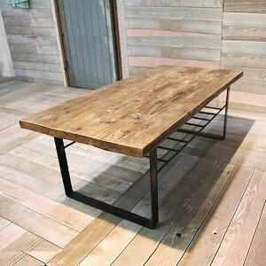 ローテーブル 120 おしゃれ 【R(アール)シリーズ ローテーブル R143】 サイズオーダーローテーブル カフェ風 ハンドメイド 木製 天然木 杉 レトロ ヴィンテージ テーブル ローテーブル