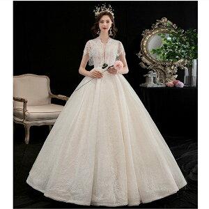 ウェディグドレス マタニティドレス オフショル 二次会 ワンピース 海外挙式 大きいサイズ ドレス カジュアル 結婚式