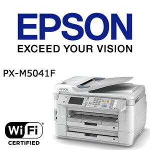 【あす楽対応_関東】エプソン PX-M5041F A3ノビプリント対応インクジェットカラー複合機