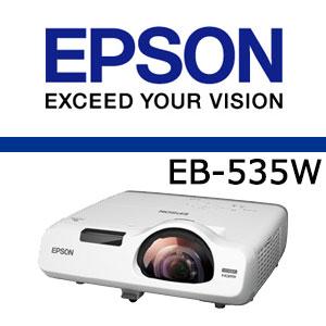 【あす楽対応_関東】エプソン EB-535W ビジネスプロジェクター【PJ特集】