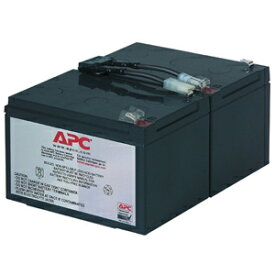 【あす楽対応_関東】シュナイダーエレクトリック(APC) RBC6L Smart-UPS SUA1000J/SUA1000JB/SMT1000J交換用バッテリーキット【後払い決済不可商品】