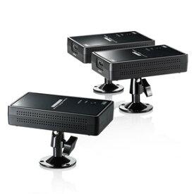 サンワサプライ ワイヤレス分配HDMIエクステンダー(2分配) VGA-EXWHD7【代引・後払い決済不可商品】