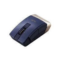 エレコム Ultimate Blueマウス/Bluetooth4.0対応/6ボタン/ブルー M-BT21BBBU【代引・後払い決済不可商品】