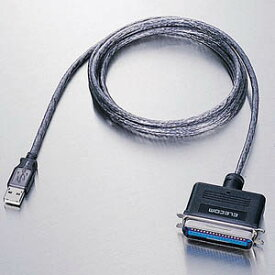 エレコム USB PCtoパラレルプリンターケーブル UC-PGT【代引・後払い決済不可商品】