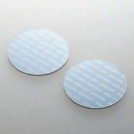 サンワサプライ ノートパソコン冷却パッド(丸型・2枚入り・ブルー) TK-CLNP2BL【代引・後払い決済不可商品】