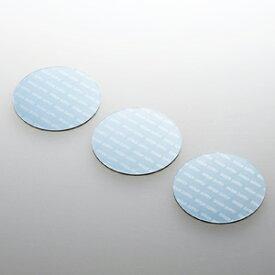サンワサプライ ノートパソコン冷却パッド(丸型・3枚入り・ブルー) TK-CLNP3BL【代引・後払い決済不可商品】
