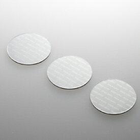 サンワサプライ ノートパソコン冷却パッド(丸型・3枚入り・シルバー) TK-CLNP3SV【代引・後払い決済不可商品】