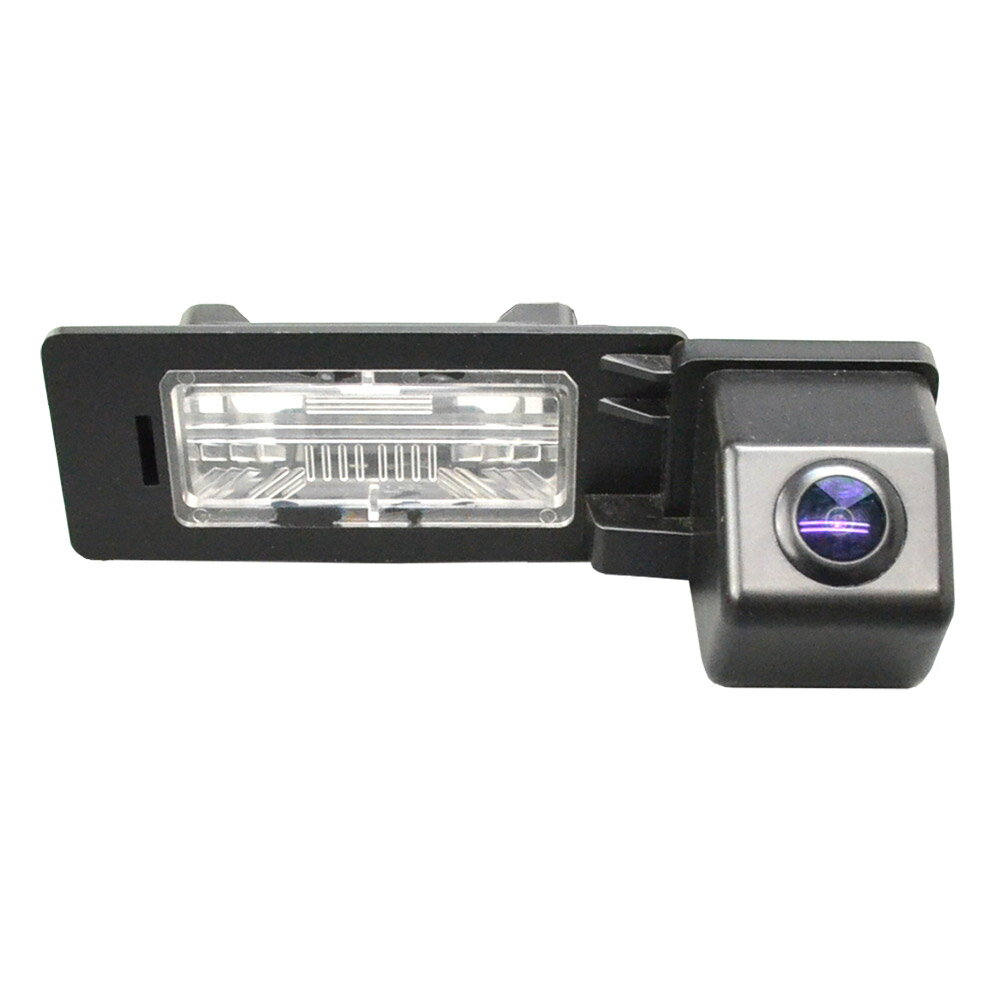 RC-AU-BS08 SONY CCD バックカメラ Audi アウディ TT Mk2 8J 2007-2014 9952 純正ナンバー灯交換タイプ (カメラ ccdカメラ カスタム 後付け ライセンスランプ リアカメラ パーツ 車 改造 ナンバープレート ナンバー くるま 灯)