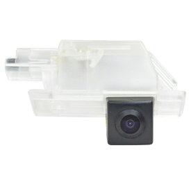 RC-CIB12 車種別設計 CCD バックカメラ キット シトロエン Citroen DS5 ナンバー灯交換タイプ (バックカメラ 自動車 カーパーツ バックカメラキット バック カメラ)