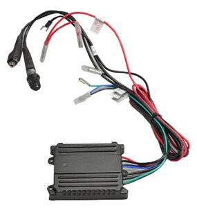 MINI220 バイク・ビックスクーター簡易防水2chアンプキット・デジタルアンプ採用・iPod iPhone接続可能(カスタム 改造 パーツ 車 防水 アクセサリー カスタムパーツ 2ch ミニ ビックスクーター ア