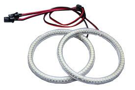 【イカリング】LL-C106 106mm 72発 高輝度&高角度SMD採用LEDイカリング・LEDエンジェルアイ(イカリング LED LEDイカリング)