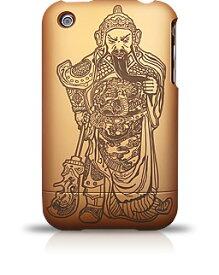【DM便発送可】【iPhone3G iPhone3GS ケース アイフォンケース】iPhone3G iPhone3GSケース 米国RebelScholarブランド正規品 アジアシリーズGod of War235