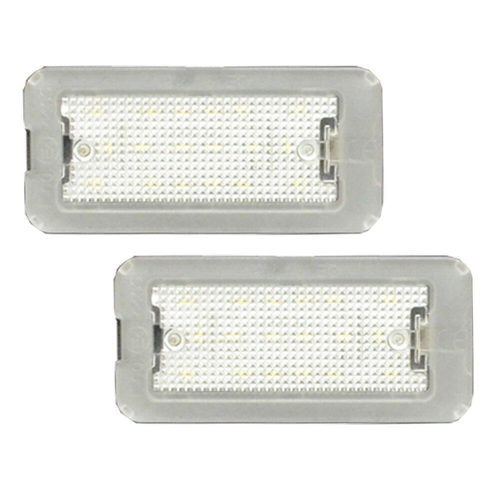 LL-FI-B01 Fiat 500 フィアット2007以降 FIAT フィアット LEDナンバー灯 ライセンスランプ (カー用品 LED ナンバー灯 BMW 交換 灯 ナンバー ledランプ ランプ パーツ オプション 車)