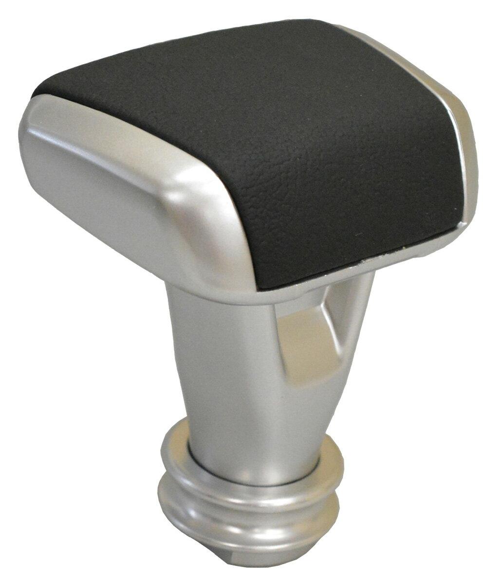 RD-SLS-BLE ベンツ SLSルック シフトノブ レザー調 Bタイプ(W203 W204 W209 W211 W212クーペ R171 R230) BENZ(ベンツ シフトノブ メルセデスベンツ パーツ シフト ノブ メルセデス・ベンツ カスタムパーツ 改造 カーパーツ カスタム)