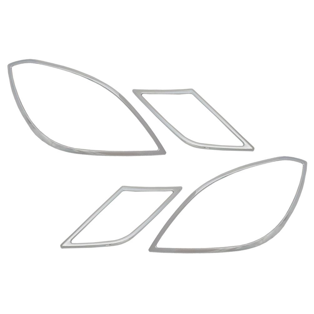 ri-mb208-01(207-01)ヘッドライト用 Eクラス Eクラス W212 S212ワゴン(前期 2009-2013 H21-H25)MercedesBenz メルセデスベンツ ガーニッシュ カバー( カスタム ベンツ パーツ 車 アクセサリー カスタムパーツ ランプ ライト ヘッドランプ )