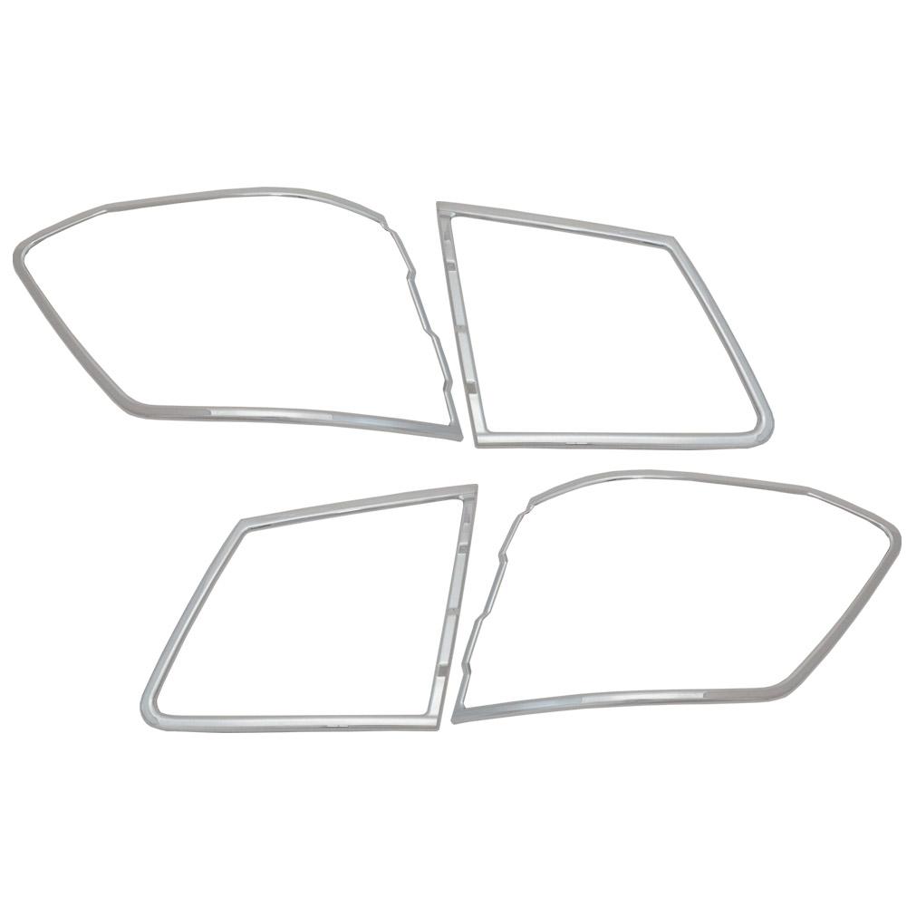 ri-mb208-02 テールライト用 Eクラス W212 S212ワゴン(前期 2009-2013 H21-H25) MercedesBenz メルセデスベンツ カバー( カスタム ベンツ パーツ カスタムパーツ テールランプ クロームトリム メルセデス・ベンツ ドレスアップ 車用品 )